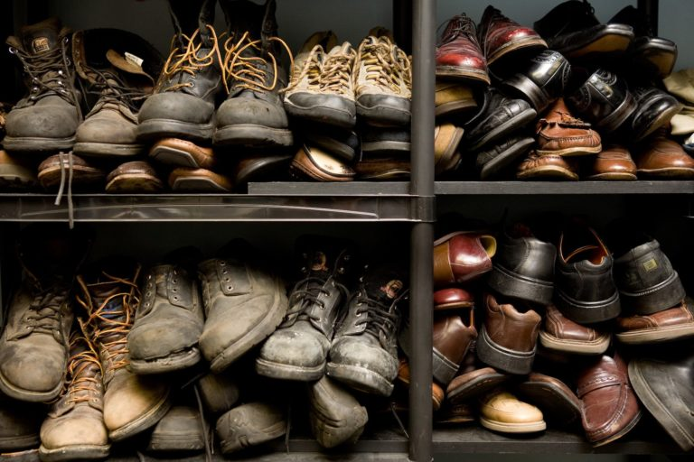 Working Gear Shoe Donations