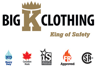 Big K Clothing Logo